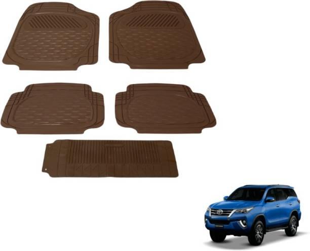 MOCKHE PVC (Polyvinyl Chloride) Standard Mat For  Toyota Fortuner