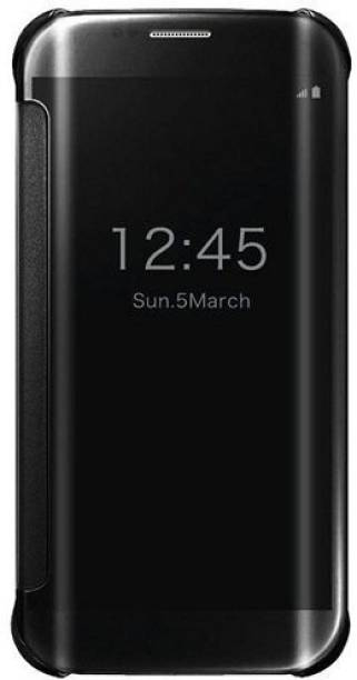 Johra Flip Cover for Samsung Galaxy C7 Pro