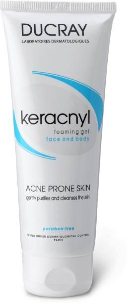 DUCRAY Keracnyl Foaming Gel Face Wash