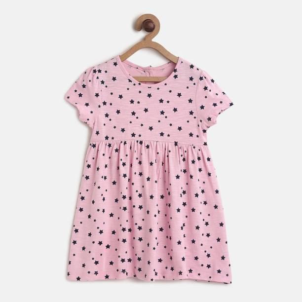 5ccf8fb90f5 Mini Klub Girls Midi Knee Length Casual Dress