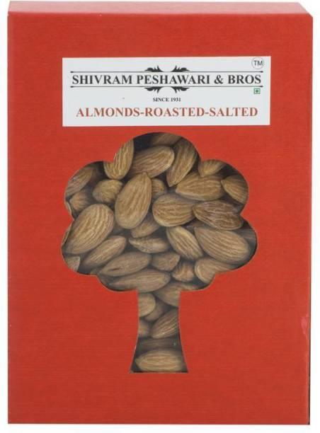 SHIVRAM PESHAWARI & BROS Salted Almonds