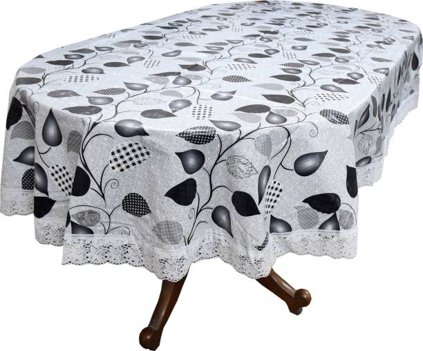 STYLISTA Printed 6 Seater Table Cover