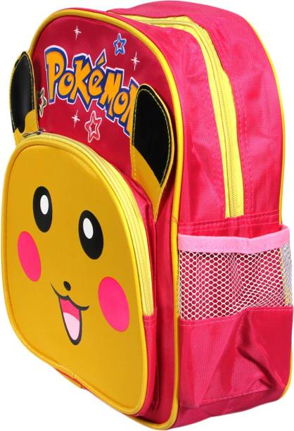 Continental Pokemon kids School Bag - Red ( IT N - 046 ) School Bag dd0833a50b118