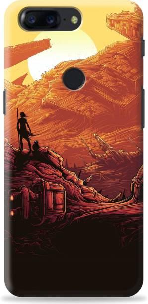 Loffar Back Cover for OnePlus 5T