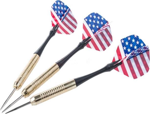 Hipkoo Sports Professional Steel Tip Dart (PACK OF 3) Steel Tip Dart