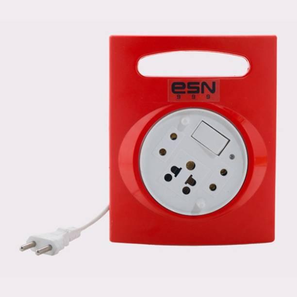 ESN 999 MDAUD101 6 A Five Pin Socket