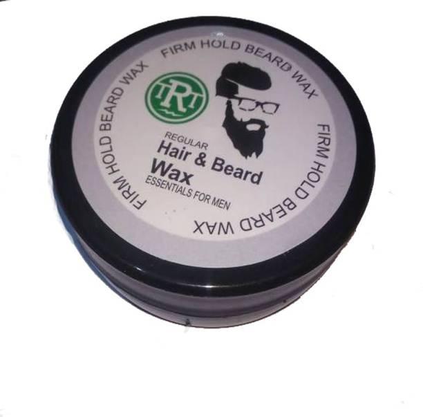 SENECIO??? Presents The Original TRT Firm Hold Hair & Beard Wax Essentials For Men Hair Wax