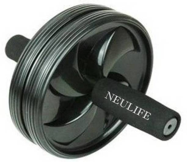 e082986490 Neulife Unisex Ab Abdominal Roller For Home   Gym Workout Equipment to  assist Sit Up Exercise