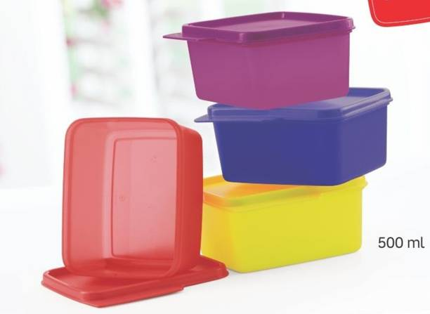 a5dc6bb1c1a Tupperware - 500 ml Plastic Grocery Container