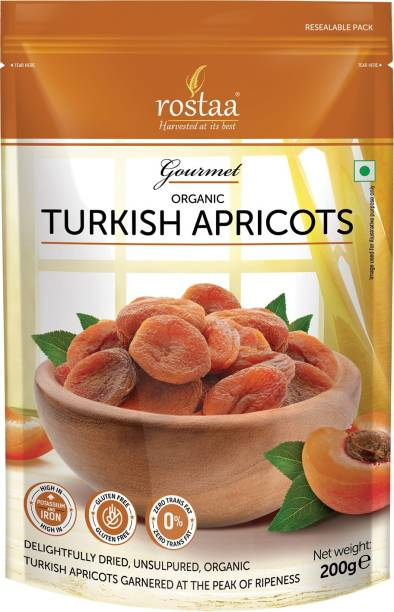 rostaa Dried Turkish Apricot Apricots