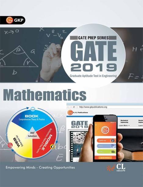 GATE Mathematics 2019 - GATE mathematics 2019 Edition