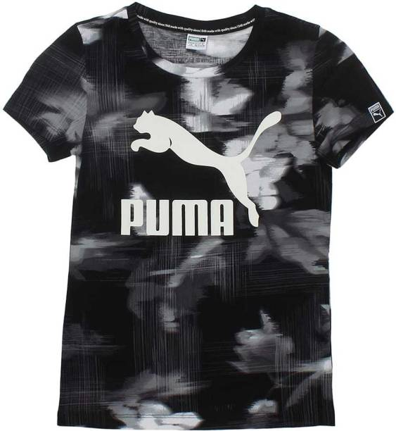 9c11ddee33c Puma T Shirts - Buy Puma T Shirts online at Best Prices in India ...