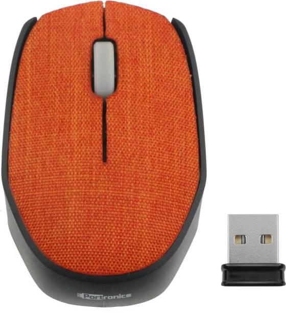 Portronics POR-834 Fabrik Wireless Mouse Wireless Optical Mouse