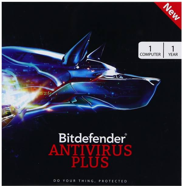 bitdefender Anti-virus 1.0 User 1 Year