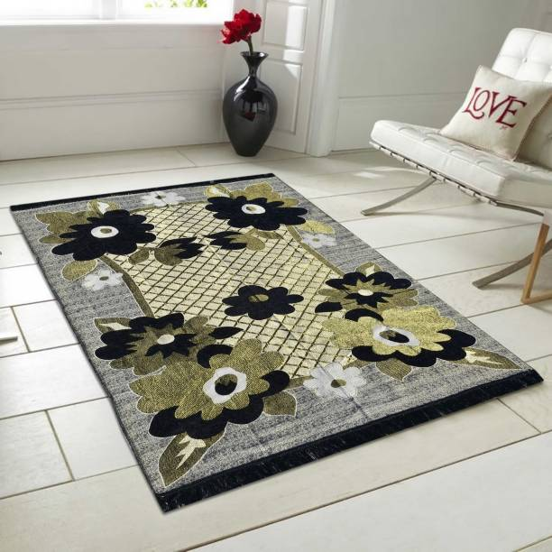 KH Multicolor Cotton Carpet