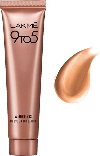 Lakmé 9 to 5 Weightless Mousse Foundation