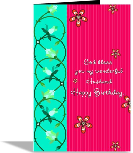 83f0cc00b Birthday Card - Buy Birthday Card online at Best Prices in India ...