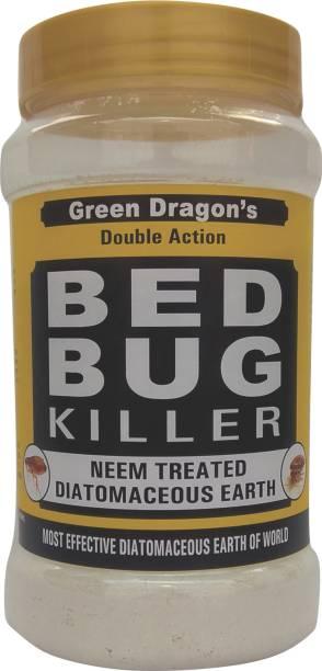 Green Dragon Green Dragon's Bed Bug Killer Neem Treated Diatomaceous Earth Powder