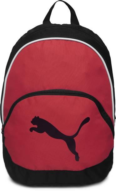 Puma Black- Red 25.32 L Laptop Backpack f1562d26fc507