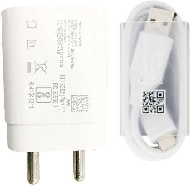 Close2deal Vivo Fast Charging Travel Charger USB Cable For Vivo V1 V3 V5 Plus 1 A Mobile Charger