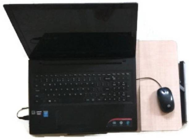 Smart Shelter Wood Portable Laptop Table