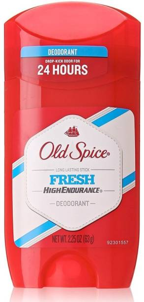 OLD SPICE Fresh High Endurance Deodorant Stick Deodorant Stick  -  For Men