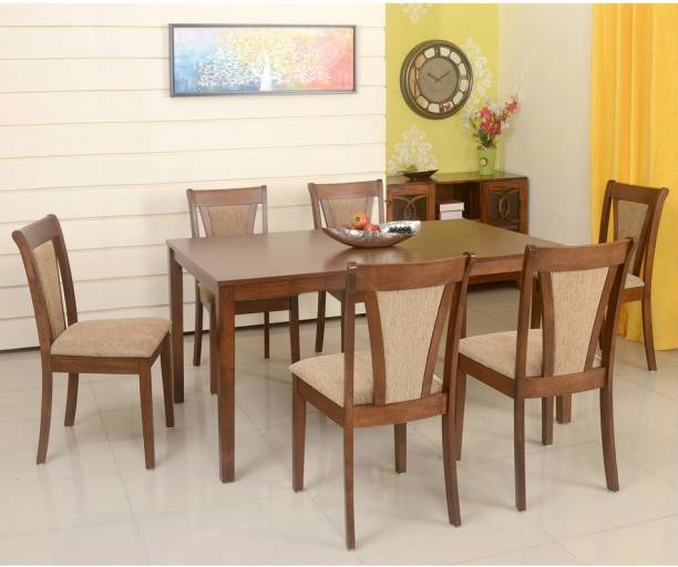 Dining Table (डाइनिंग टेबल्स) and Chairs Online at Best ...