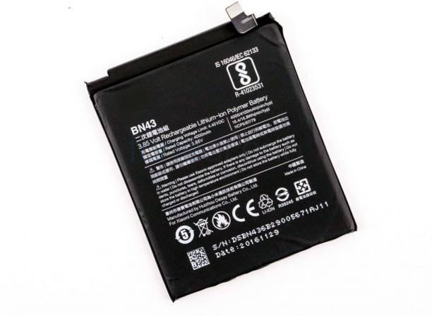 Amnicor Mobile Battery For  Xiaomi Redmi Note 4
