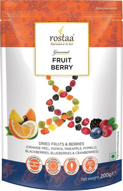 rostaa Fruit Berry Fusion Assorted Fruit