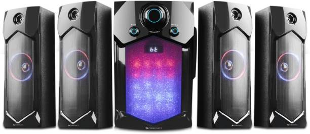 ZEBRONICS INDIE 105 W Bluetooth Home Theatre