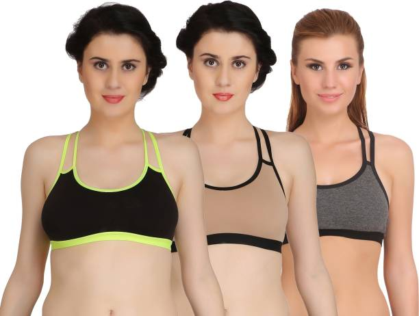 ccd4030a55 Sports Bras - Buy Sports Bras Online for Women at Best Prices in India