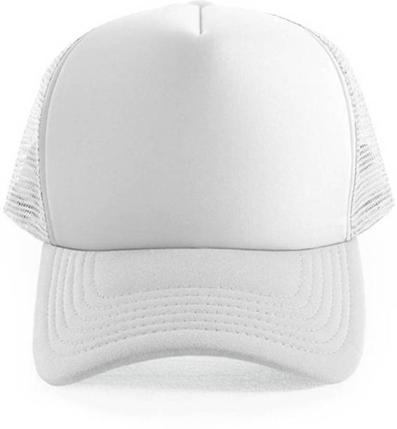 45f1665adb2 White Caps - Buy White Caps Online at Best Prices In India ...