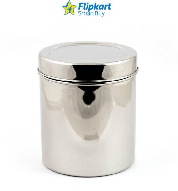 Flipkart SmartBuy Stainless Steel Deep Dabba  - 750 ml Steel Spice Container