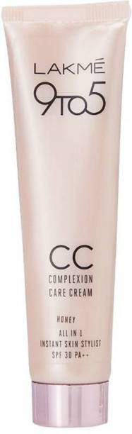 Lakmé 9 to 5 Complexion Care CC , Honey
