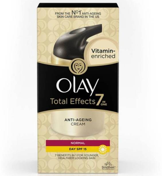 OLAY Total Effects 7 In 1 Anti Ageing Day Cream - Normal, SPF 15