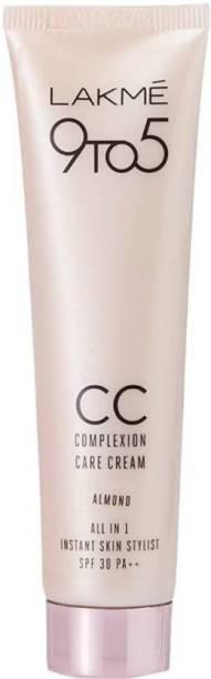 Lakmé 9 to 5 Complexion Care CC, Almond