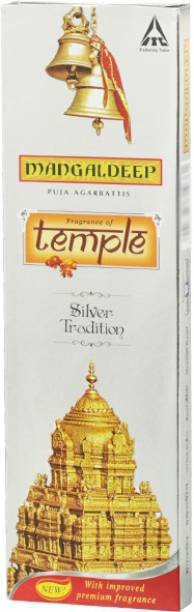 Mangaldeep Silver Tradition Agarbatti