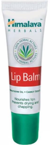 Himalaya Herbals Lip Balm Plain