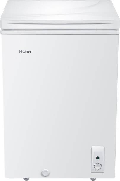 Haier 100 L Single Door Standard Deep Freezer