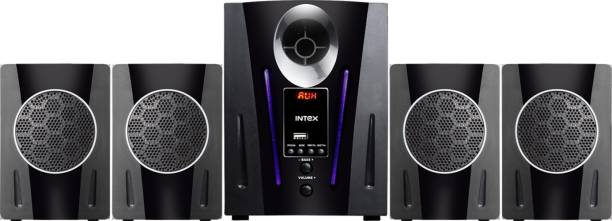 Intex IT 2650 DIGI PLUS FMUB Bluetooth Home Theatre