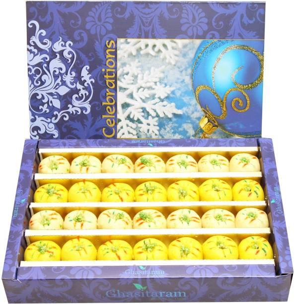 Ghasitaram Gifts SugarfreeMawa Peda Box Box