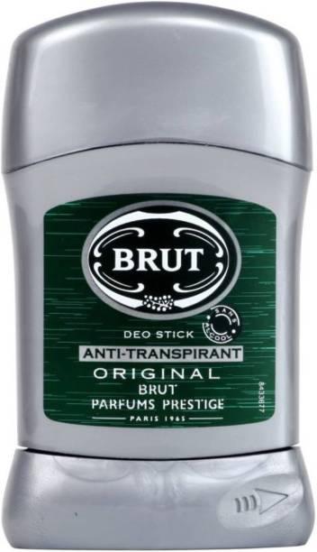 BRUT Original Anti-Transpirant Deodorant Stick  -  For Men