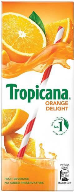 Tropicana Orange Delight Fruit Beverage