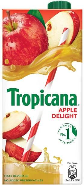 Tropicana Apple Delight Fruit Beverage