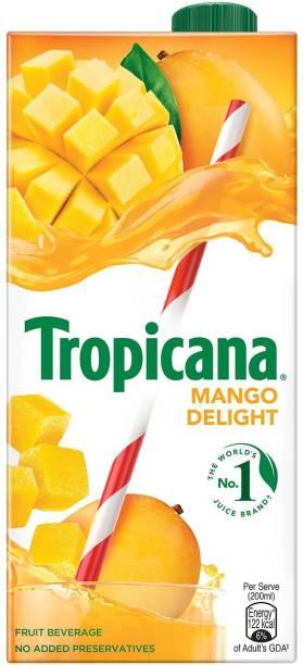 Tropicana Mango Delight Fruit Beverage