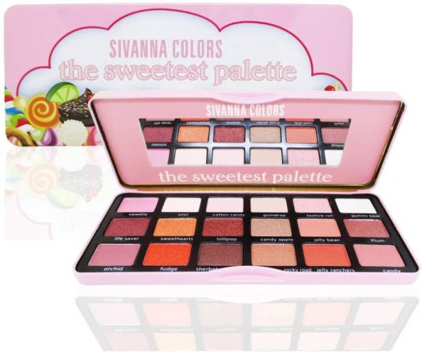 Sivanna Colors the Sweetest Palette 24 ml