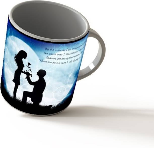 Gift Mug For Boyfriend Girlfriend Husband Wife For Valentines Day
