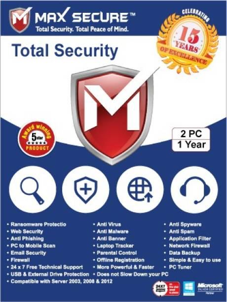 Max Secure Security Software - Buy Max Secure Security Software