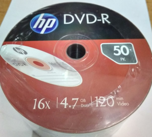 HP DVD Recordable SPINDLE 4.7 GB & Blank Media - Buy Blank Media Online at Best Prices in India
