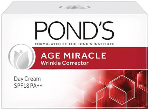 PONDS Age Miracle Wrinkle Corrector Day Cream SPF 18 PA++